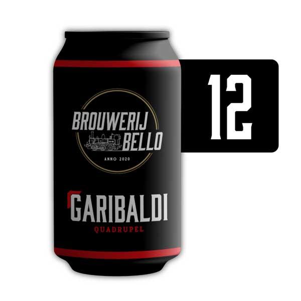 Brouwerij Bello Garibaldi 12x